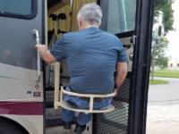 Tiffin Phaeton RV Seat Lift Handicap