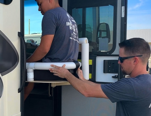 2020 Jayco Alante 29 S Seat Lift